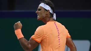 Rafa Nadal has been plagued by a wrist injury