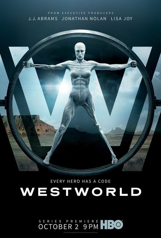 """Westworld"", a new tv series on HBO"