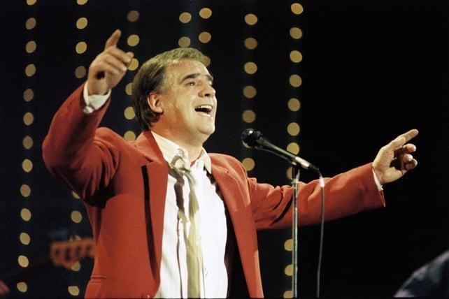 Joe Dolan on 'Saturday Stage' (1989)
