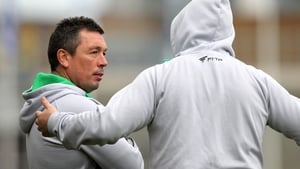 Ireland coach Mark Aston wants to get qualifying off to a winning start