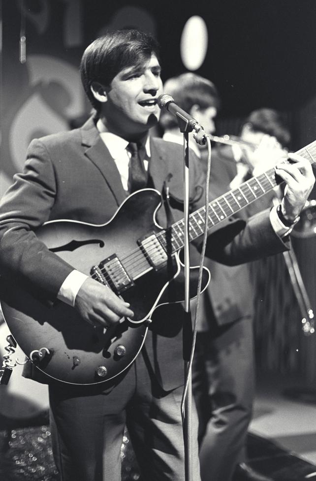 Joe Dolan on 'The Go 2 Show' (1967)