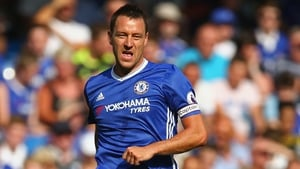 Terry has recovered from an ankle injury