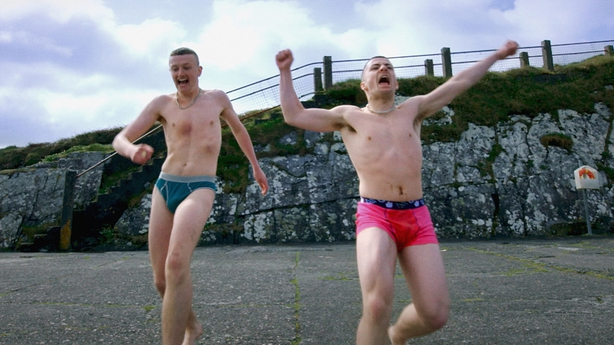 The Young Offenders heading for second series