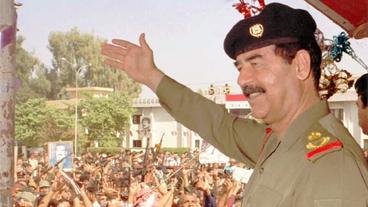 """Maybe Saddam was right"""