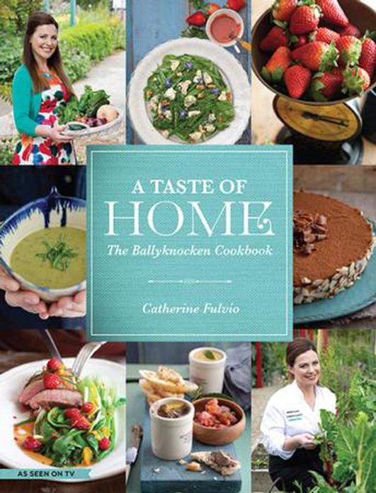 A taste of Home - Catherine Fulvio
