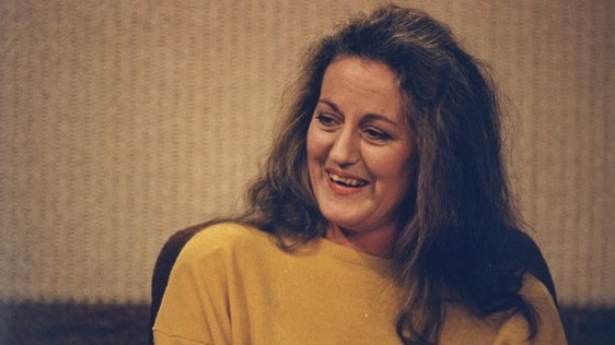Germaine Greer on The Late Late Show (1986)