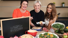 The Taste of Success is back on RTÉ One this Tuesday at 8:30pm. We caught up with chef Domini Kemp to ask what her experience has been as mentor on the show.