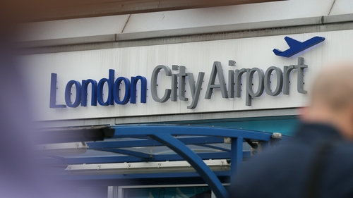 London City Airport is primarily aimed at business travellers