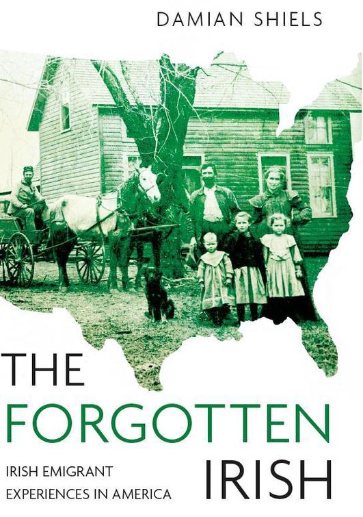 Damian Shiels on The Forgotten Irish