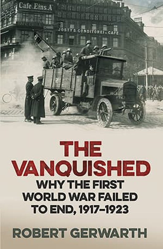 Why World War One Didn't end in 1918