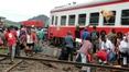 55 people killed in Cameroon train derailment