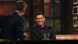 The Late Late Show Extras: Michael Bublé