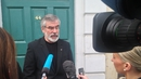 Gerry Adams said no decision would be taken today