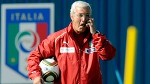 Marcello Lippi won the World Cup with Italy in 2006