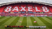 Thomond Park pays tribute to Anthony Foley