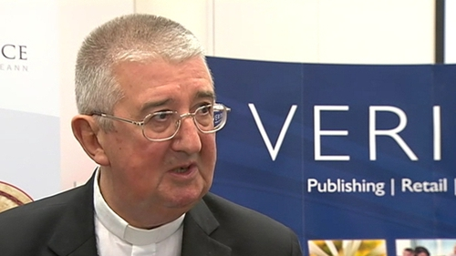 Diarmuid Martin encouraged people to pray that the Pope will come here for the WMOF nextAugust