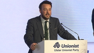The SDLP leader Colum Eastwood told the UUP conference that there was significant common ground between the two parties