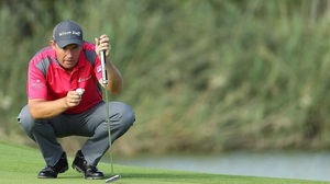 Padraig Harrington: 'I've got to play well tomorrow. A lot of work to be done'