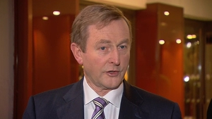 Enda Kenny was speaking ahead of Fine Gael's annual presidential dinner in Dublin