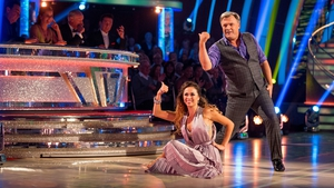 No thumbs up for Ed Balls on Strictly