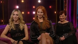The Ray D'Arcy Show Extras: Jamie, Chloe and Sarah O'Herlihy