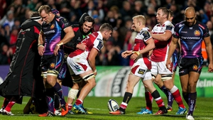 Ulster host Munster next Friday in the Guinness Pro12