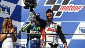 Cal Crutchlow: 'I was confident I could have won even with Marc in the race'