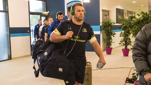 Sean O'Brien hasn't played for Leinster in more than nine months