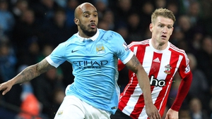 Fabian Delph looks to be on his way to Everton