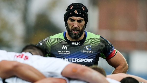 Muldoon made his Connacht debut in 2004