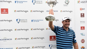 Harrington's back nine surge yielded a first Euro win in eight years