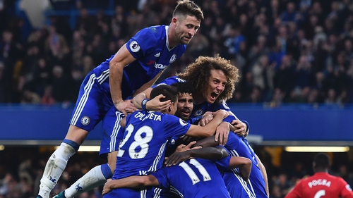 United had no answer to Chelsea