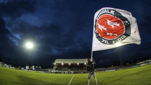 Dundalk go in search of the title tonight at Oriel Park