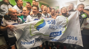 A 2-1 win over Bohemians last weekend helped Dundalk secure their third title in a row