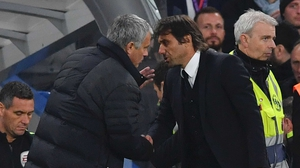 Antonio Conte insists that he will not change his touchline behaviour