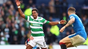 Scott Sinclair has already had a taste of the atmosphere in an Old Firm derby