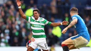 Scott Sinclair: 'I'm just happy and feeling at home up here at Celtic'
