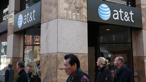 AT&T said its deal to buy Time Warner for $85.4 billion would need approval of the US Justice Department
