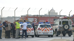 The crash, Malta's worst peacetime aircraft accident, happened at about 6.30am