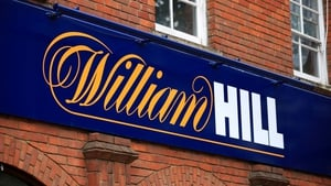 William Hill's operating profit for the 52 weeks to December 27 fell to £261.5m from £291.4m