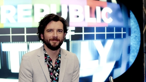 Republic of Telly's Kevin McGahern
