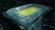 The new plans for Casement Park see a reimagined 'bowl' design