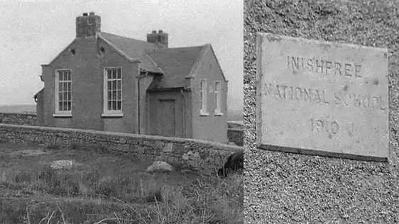 Inishfree National School, Donegeal (1966)