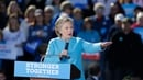 Hillary Clinton said Donald Trump was not qualified to be commander in chief