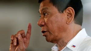 Rodrigo Duterte said the US should not treat the Philippines 'like a dog with a leash'
