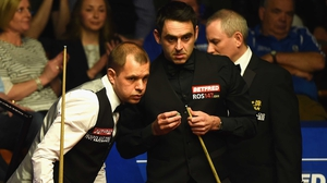 Ronnie O'Sullivan: 'I am not going to turn my back on the game yet.'
