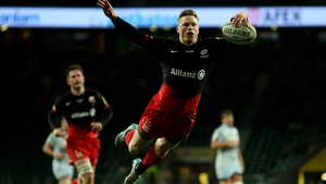 Chris Ashton is heading for France