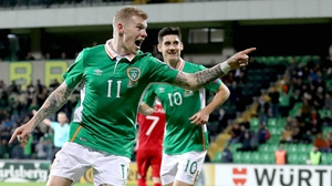 James McClean: 'What right or what credentials does Kenny Shiels hold to make such ridiculous comments on international football?'