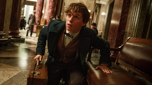 Eddie Redmayne stars as Newt Scamander in Fantastic Beasts and Where to Find Them