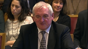 Bertie Ahern told a House of Lords committee that the Irish Government should appoint its own Minister for Brexit